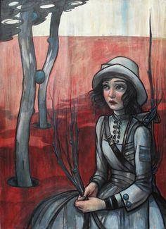 Kelly Vivanco - Art - Bright Shade