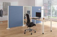 Raumteiler fürs Büro von Kilian Büroeinrichtungen in Augsburg