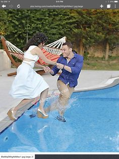 after many years our lover again jump into majical pool and remember they love and kiss story