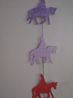 Sinterklaas slinger, maar dan zelf iets anders maken