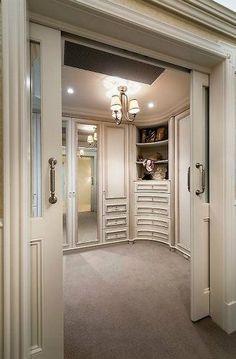 Modern bedroom closet design ideas #homedecorideas #interiordesign #bedroom luxury homes, bedroom ideas, luxury design . See more inspirations at homedecorideas.eu/