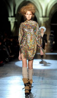 Vivienne Westwood Red Label  Fall 2010