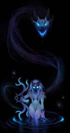 Kindred, my favorite character