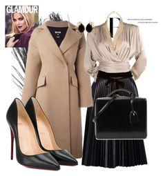 Designer Clothes, Shoes & Bags for Women Mark Cross, Msgm, Winter Style, Neiman Marcus, Yves Saint Laurent, Christian Louboutin, Winter Fashion, Shoe Bag, Polyvore