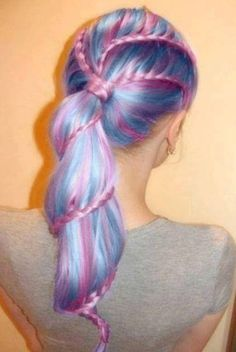 this reminds me of what a mermaids hair would be like