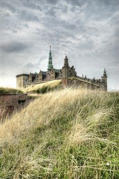 Royalty Free Stock Photos and Images Renaissance Kronborg castle in Helsingor, Denmark. Helsingor, Beautiful Castles, Beautiful World, Beautiful Places, Amazing Places, Travel Around The World, Around The Worlds, Kingdom Of Denmark, Denmark Travel