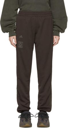 Yeezy for Women Collection Athletic Pants, Pants Outfit, Athleisure, Yeezy, Parachute Pants, Harem Pants, Street Wear, Sweatpants, Brown