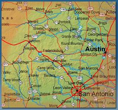 Texas Hill Country Travel - Best Hill Country Travel Site-SR