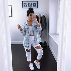 jeans holgados