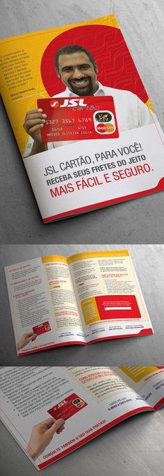 Flyer JSL Cartão