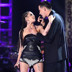 """1,513 Likes, 15 Comments - Halsey Updates (@iamhalseyupdatesi) on Instagram: """"Halsey and G-Eazy performing at New Years Rockin Eve ❣️"""""""