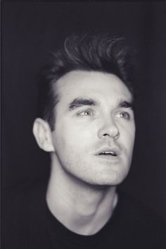 Morrissey by Andrew Catlin.