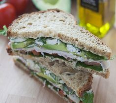 Genius Gluten Free :: Recipe :: The Ultimate Chicken Sandwich