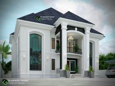 a Proposed 5 bedroom duplex, Benin, Nigeria 🇳🇬. design of a Proposed 5 bedroom duplex, Benin, Nigeria 🇳🇬. Cooperbridge House Plan 5 Bedroom Duplex - NigerianHousePlans House Plans Design Idea with 4 bedrooms - Homeof