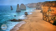 Great Ocean Road-Twelve Apostles HDR