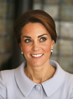 Kate has been heralded as a 'secret weapon' for UK diplomacy as the country faces Brexit n...