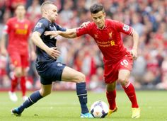 ANALYSIS: Are Liverpool too reliant on Philippe Coutinho?