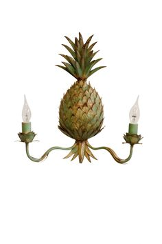 Patina Pineapple Wall Sconce - Shop Page 4 -5 - Shop The Catalogue