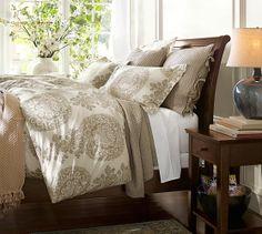 Valencia Ii Sleigh Bed
