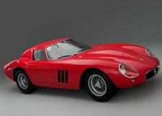 "An extremely rare example of Ferrari's legendary 250 GTO from 1963 is being offered for private sale.""The Ferrari GTO is unquestionably one of the most iconic and coveted cars in the world,"""