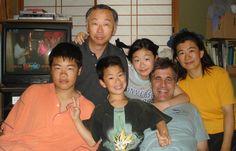 """My Japanese """"family"""" - Tama, Japan - 2007"""