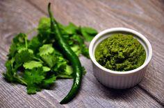 Dusty's Foodie Adventures: Goan Green Masala