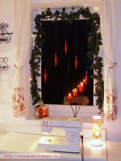Christmas window decoration Christmas Window Decorations, Holiday Decor, Decoupage, Christmas Tree, Home Decor, Teal Christmas Tree, Homemade Home Decor, Xmas Trees, Interior Design