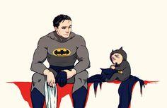 """snackage:  Batman #20 gave me too many feelings. u_u Same """"series"""" as this one."""
