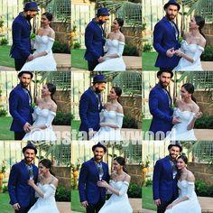 Deep and Ranveer Singh ♥ Deepika Ranveer, Ranveer Singh, Deepika Padukone, Indian Film Actress, Celebs, Celebrities, Best Couple, Bollywood, Love You