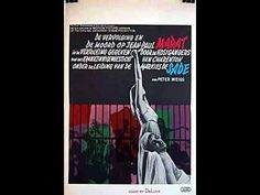 Marat/Sade (1967)   A Play Within a Play By the Marquis de Sade- Cult Movie, Cult Movies, Cult Film, Cult Films