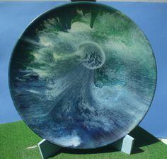 "Ceramica ""La luna di Zeus"" cm. 50 anno 2008"