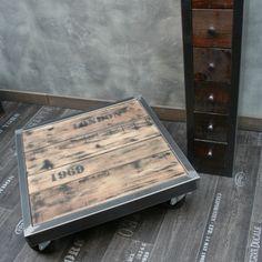 Table palette Loft Design  www.loftboutik.com