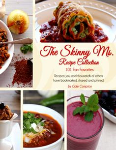 Clean Eating recipe favorites from Skinny Ms. These recipes are healthy and yummy and easy to prepare. #CleanEating