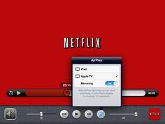 Using ipad with Apple Tv