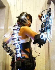 I don't know what this is but it is badass!!! Awesome cosplay from Dragon Con.