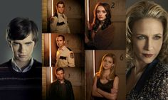 Bates Motel Cast and Crew | Bates-Motel-cast-550x329