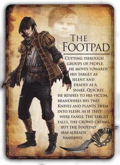 "Assassin's Creed: Brotherhood ~ ""The Footpad"""