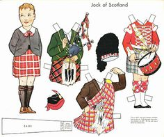 The Paper Collector: August 2009 jack of scotland