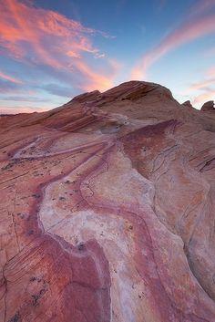 Rainbow Sherbert - Valley of Fire, Nevada | by D Breezy - davidthompsonphotography.com