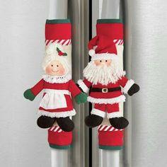 Christmas Sewing, Christmas Kitchen, Christmas Holidays, Christmas Tabletop, Winter Holiday, Merry Christmas, Diy And Crafts, Christmas Crafts, Christmas Ornaments