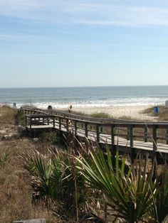 Bike trails, hiking, kayaking, camping, and the beach, great place to go to get some outdoorsy time in.