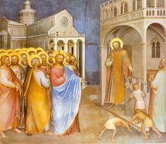 Calling of Matthew, The GIUSTO de' Menabuoi - Google Search