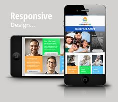 Responsive Email Template Design