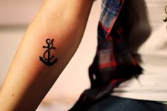 anchor tattoo meaning for men