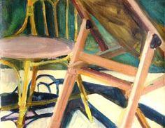 "Saatchi Art Artist Anya Sakharova; Painting, ""Refraction intersections"" #art"