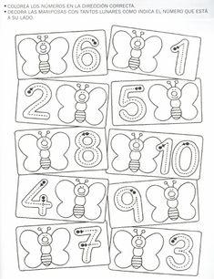123 mania los numeros del 1 al 10 - adely l - Λευκώματα Iστού Picasa