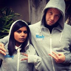 The Mindy Project - HILARIOUS! I <3 Morgan!