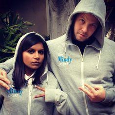 The Mindy Project - HILARIOUS! I <3 Morgan!