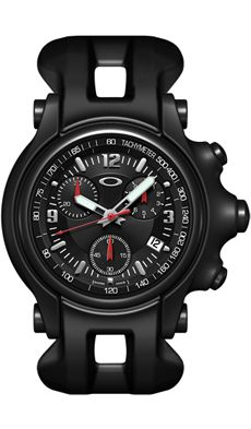 Oakley HoleShot watch, looks cool!