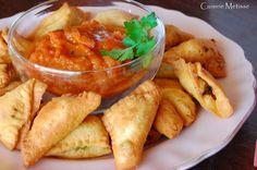 Pastels - beignets de poisson à la mode sénégalaise